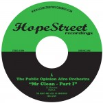 The Public Opinion Afro Orchestra - Mr Clean