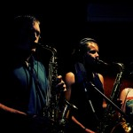 Soulful saxes