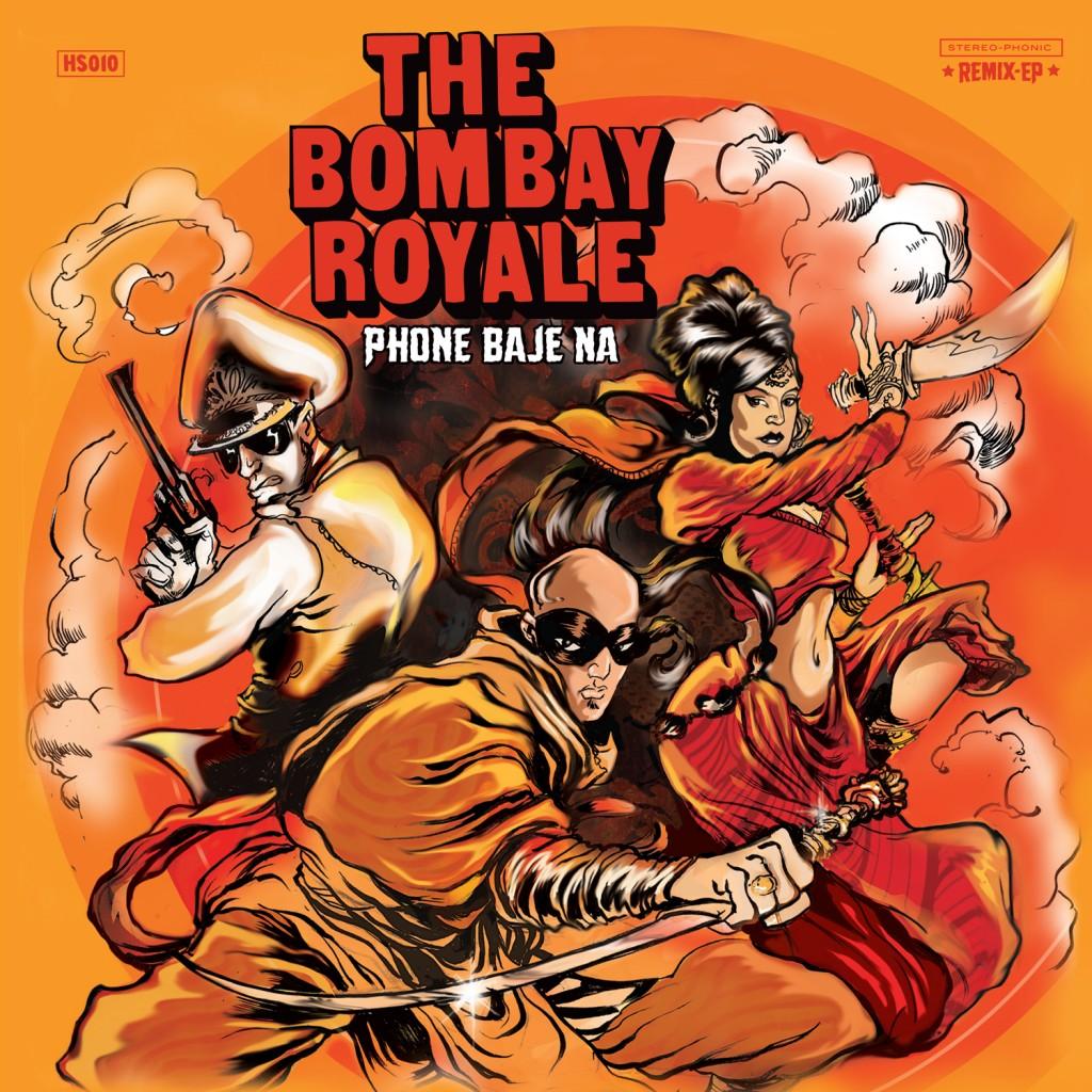 "The Bombay Royale Remix 12"""
