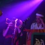 The Kung-Fu Dentist on trombone