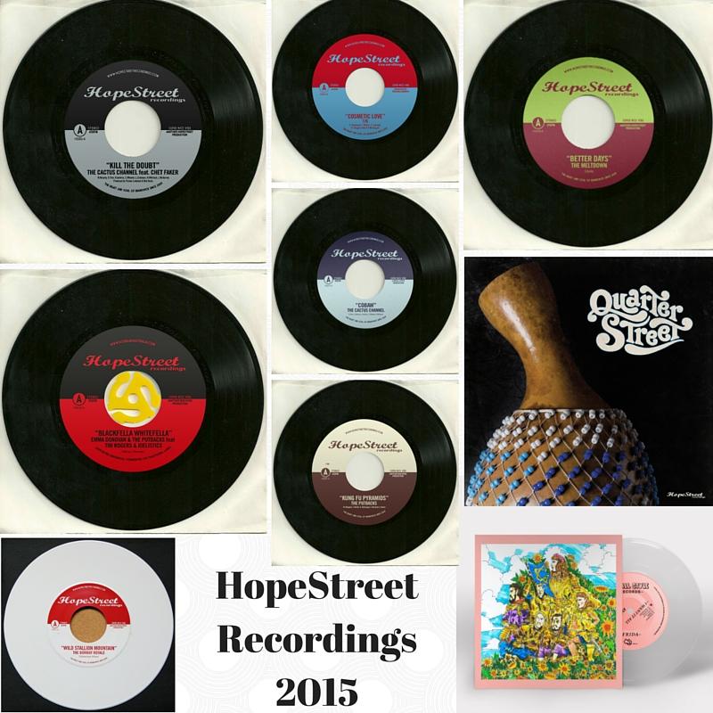 HopeStreet 2015 releases (1)